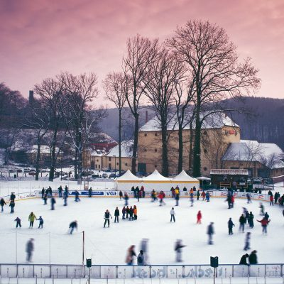 Hardenberg Eisbahn