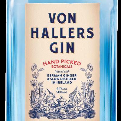 Von Hallers Gin Hardenberg